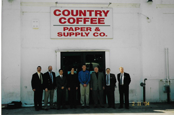 Country Coffee Building