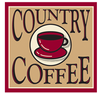 Country Coffee Logo